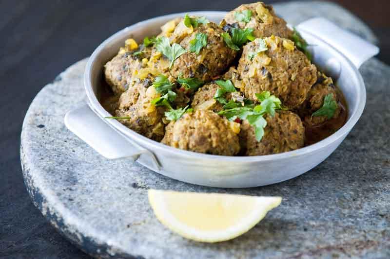 Boulettes de keftas au poulet express