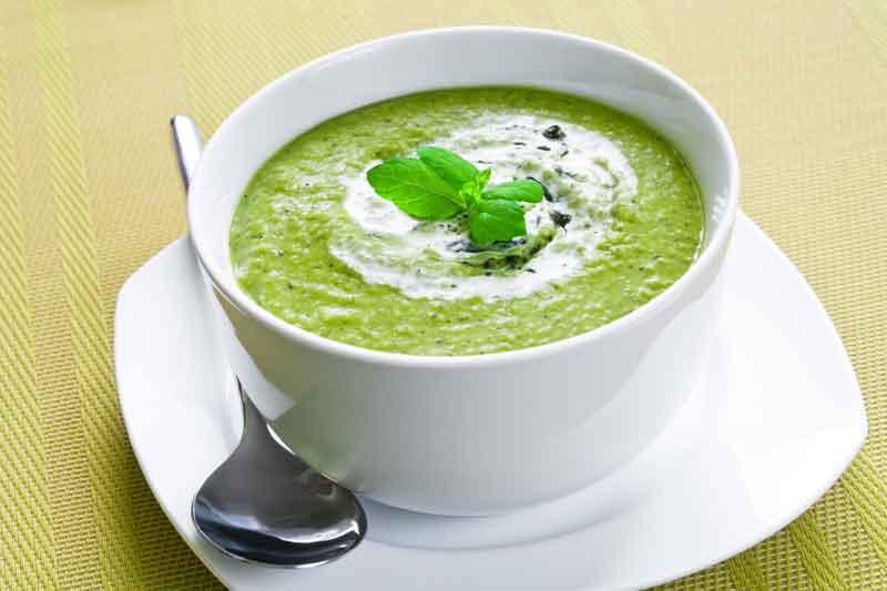 potage dietetique recette