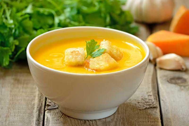 velout soupe de potiron recette di t tique de soupe potiron. Black Bedroom Furniture Sets. Home Design Ideas